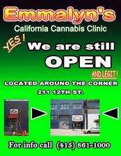 Emmalyn's California Cannabis Clinic
